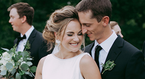 Timeless Tuscan-Inspired Wedding in TN | Raine & Joseph