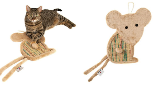 WIN this Decorative Sisal Scratching Toy