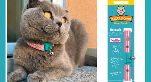 WIN a Kittyrama Designer Cat Collar