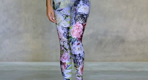 Comment on WIN a Pair of Cat-Tastic Leggings by Mireille