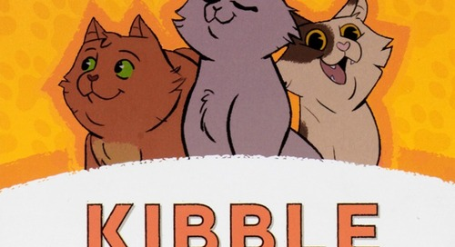 Kibble Scuffle Card Game Giveaway