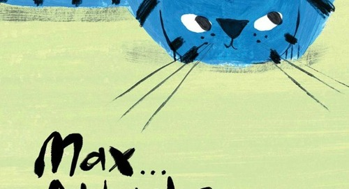 Max Attacks – Children's Book