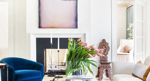 SWELL SHOPPING: FRESH ATLANTA LIVING ROOM
