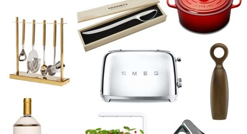 SWELL GIFT GUIDE: CHEF DE CUISINE