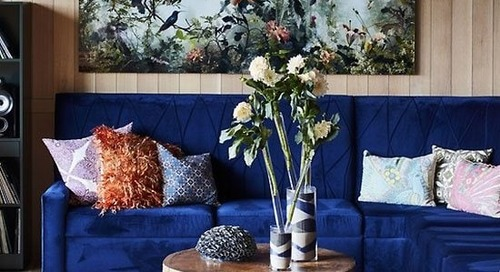 WORLDLY MAXIMALISM AT HOME IN AUSTIN