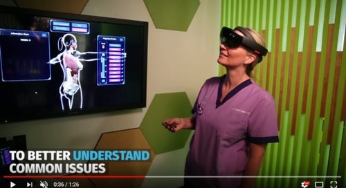 Virtual reality for midwives: an Australian example