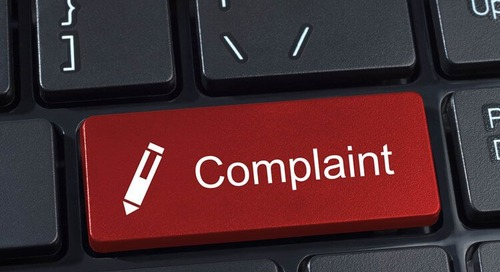 Watch out for change management complaints