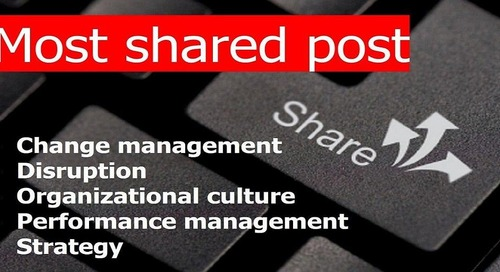 Top 70+ most shared leadership resources – Top shared posts