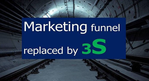 Say goodbye to the marketing funnel – It has been replaced by 3S
