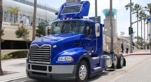 Mack Trucks Using Geofencing to Switch from Diesel to Electric