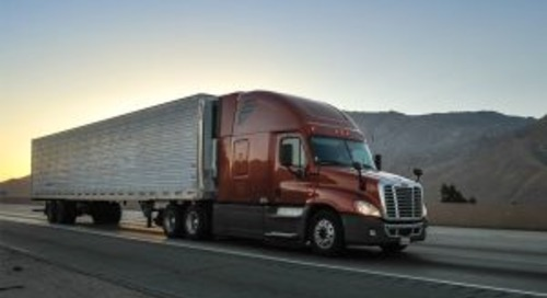 Truck Driver Turnover Dips as Pay Increases