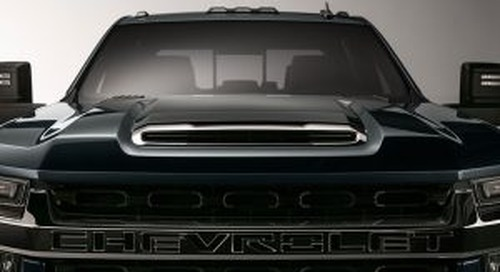 2020 Chevrolet Silverado 2500-3500HD to Debut Next Year