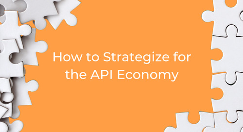 How to Strategize for the API Economy