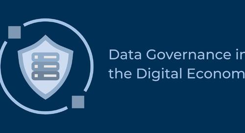 Data Governance in the Digital Economy