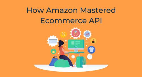 How Amazon Mastered Ecommerce API