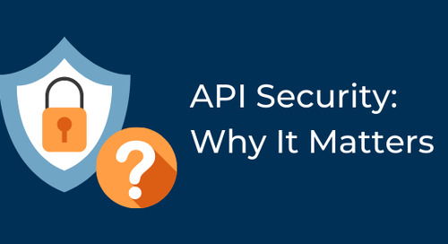 API Security - Why it Matters