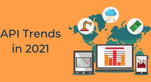 API Trends in 2021