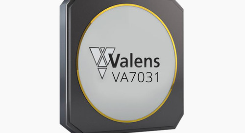 Valens Announces First MIPI A-PHY-Compliant Automotive Serializer, Deserializer Chipsets