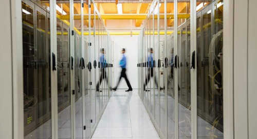 The power of AI in the data centre
