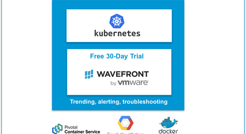 Develop Cloud-Native Applications, Leave the Heavy Lifting of Monitoring to Wavefront for PKS