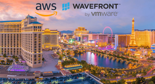 Join Wavefront at AWS re:Invent, and Surf the Future of Cloud Monitoring