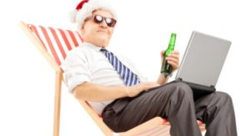 This Holiday Season Don't Drink and Code!