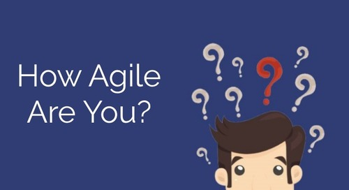 How Agile is Your Software Development Process? Take Our Agility Quiz to Find Out