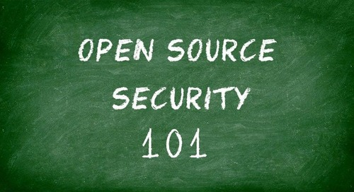 Meet the Experts: Open Source Security 101