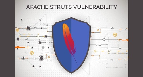 Apache Struts Is Under Attack. Patch CVE-2017-5638 Today!