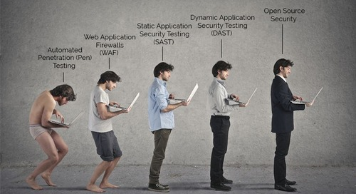 Are Known Security Vulnerabilities the Main Threat in Application Security?