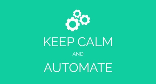 Keep Calm and Automate: Open Source Management and the DevOps Lifecycle