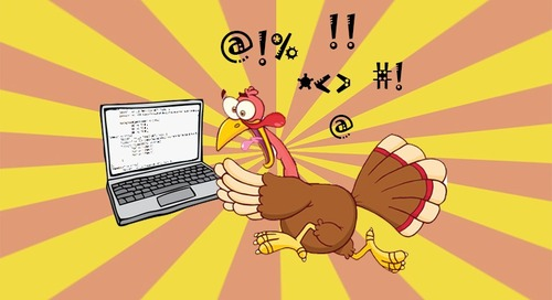 Don't be a Turkey – 5 Common Mistakes Your Developers Make Using Open Source