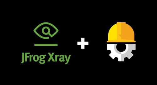 JFrog Xray Integration