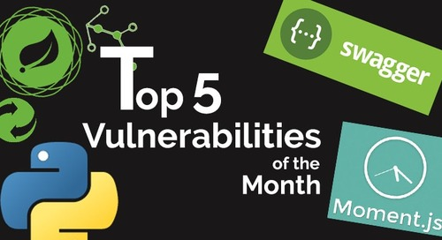Top 5 Open Source Security Vulnerabilities in December