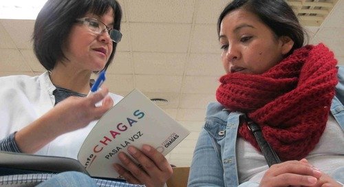 WHO to continue support for Chagas disease programme that promotes patient self-care