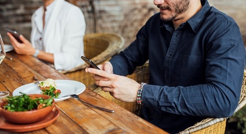 Digital Dining: Restaurant Technology Increasingly Drives Customer Satisfaction
