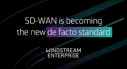 SD-WAN in 2019: The New DeFacto Standard