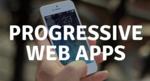 Blog: Progressive Web Apps (PWAs) for Mobile eCommerce – Worth the Effort?