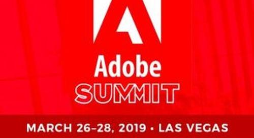 Adobe Summit 2019: 3 Reasons to Meet Yottaa