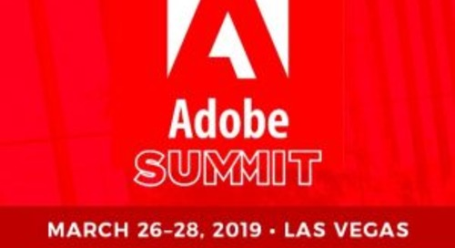 Blog: Adobe Summit 2019: 3 Reasons to Meet Yottaa