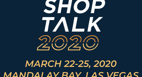 Shoptalk, Las Vegas, NV