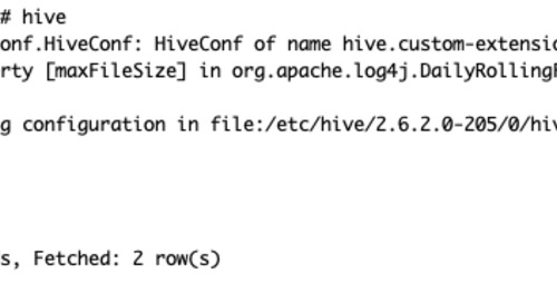 Hive Metastore Management with AWS Glue and Apache Ranger