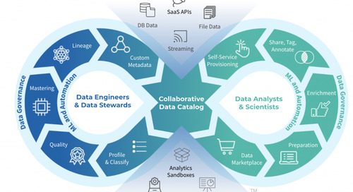 New Forrester Report Explains How Machine Learning Data Catalogs Turn Data into Business Outcomes