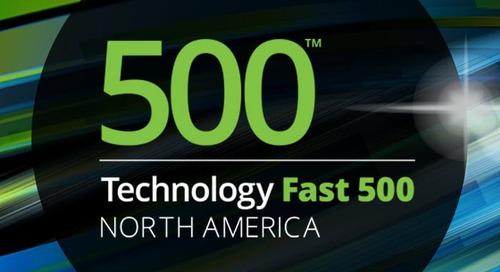Deloitte's 2019 Technology Fast 500™