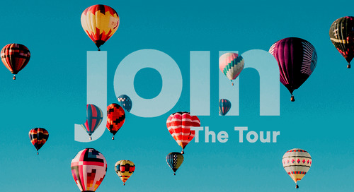 Five Reasons To Get Excited For JOIN: The Tour 2019