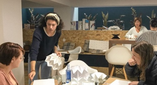A journey around YKK global facilities- Trend Cafe – A Coruña
