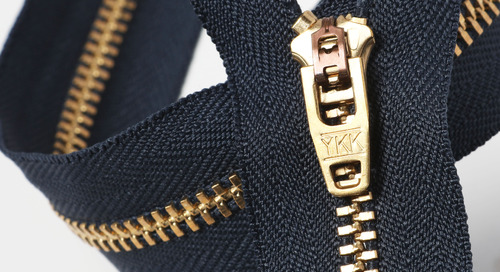 Three to Five Day Zipper Delivery Now Available from YKK in Anaheim, CA