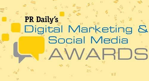 """YKK Corporation of America's campaign """"One Conversation at a Time"""" is a PR Daily's 2020 Digital Marketing & Social Media Awards finalist"""