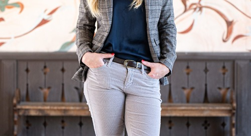 Xena Workwear is Making Women Safe and Confident Using YKK® Zippers