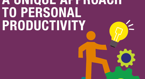 A Unique Approach To Personal Productivity